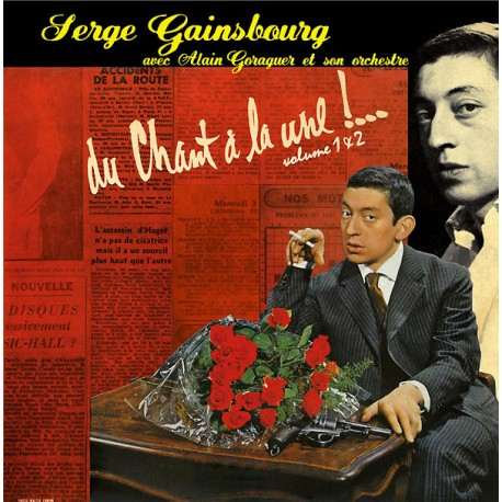 Serge Gainsbourg - Du Chant À La Une !... - Volume 1 & 2 - LP Vinyl Album