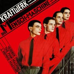 Kraftwerk – Die Mensch-Maschine - LP Vinyl Album Coloured