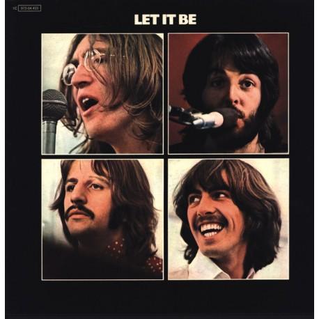 The Beatles – Let It Be - LP Vinyl Album