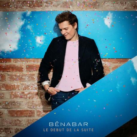 Bénabar – Le Début De La Suite - LP Vinyl Album