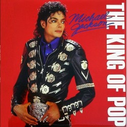 Michael Jackson ‎– The King of Pop - BAD Tour - Wembley, London - Triple LP Vinyl
