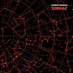 Amedeo Tommasi ‎– Zodiac - LP Vinyl Album Coloured Orange