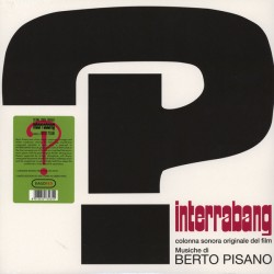 Berto Pisano ‎– Interrabang - LP Vinyl Album Coloured Green