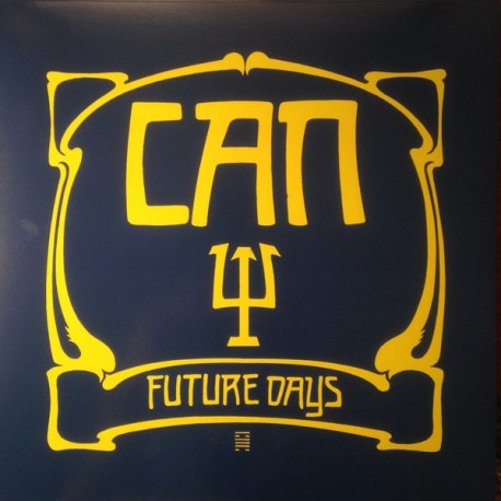 Can ‎– Future Days - LP Vinyl Album