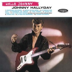 Johnny Hallyday - Hello Johnny - LP Vinyl Album