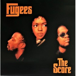 Fugees ‎– The Score - Double LP Vinyl Album Edition 180 Gr.