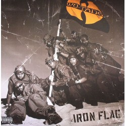 Wu-Tang Clan – Iron Flag - Double LP Vinyl Album