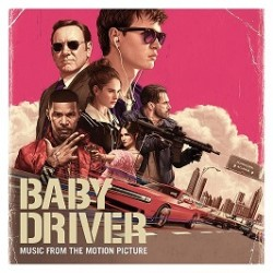 Baby Driver - Music From The Motion Picture OST - Double LP Vinyl Album