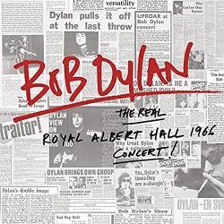 Bob Dylan – The Real Royal Albert Hall 1966 Concert! - Double LP Vinyl Album