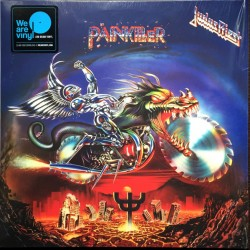 Judas Priest ‎– Painkiller - LP Vinyl Album + MP3