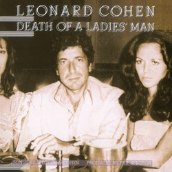 Leonard Cohen ‎– Death Of A Ladies' Man - LP Vinyl Album