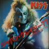 Kiss – Japan Crazy '77 - LP Vinyl Album Coloured Green