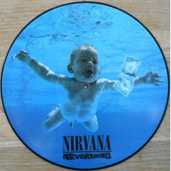 Nirvana ‎– Nevermind - LP Vinyl Album Picture Disc Edition