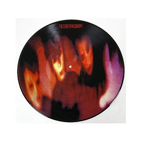 The Cure – Pornography - LP Vinyl Album Picture Disc