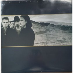 U2 ‎– The Joshua Tree - LP Vinyl Album Picture Disc