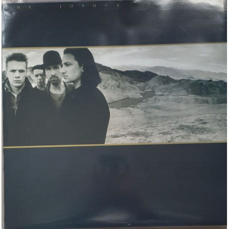 U2 – The Joshua Tree - LP Vinyl Album Picture Disc