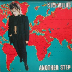 Kim Wilde ‎– Another Step - LP Vinyl Album