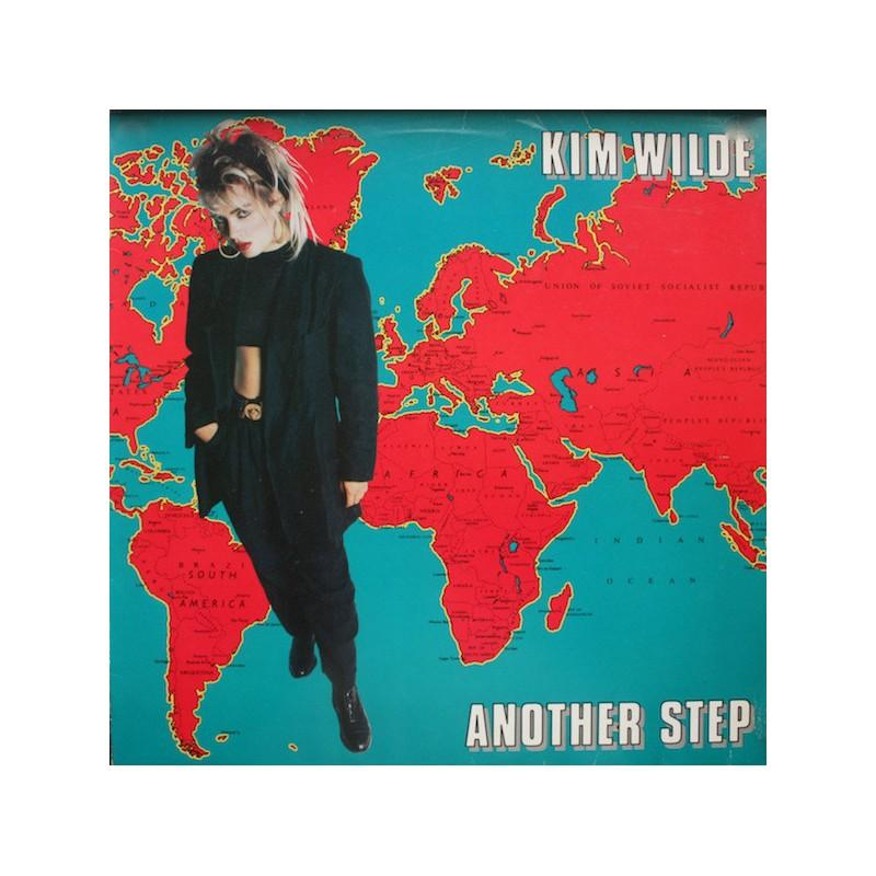 Vinyl Kim Wilde Another Step Album Lp Mca Records 1986