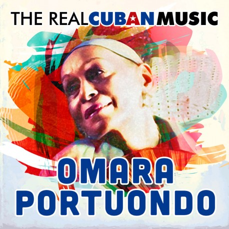 Omara Portuondo - The Real Cuban Music - Double LP Vinyl Album