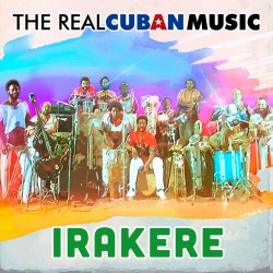 Irakere - The Real Cuban Music - Double LP Vinyl Album