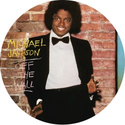 Michael Jackson ‎– Off The Wall - LP Vinyl Album Picture Disc