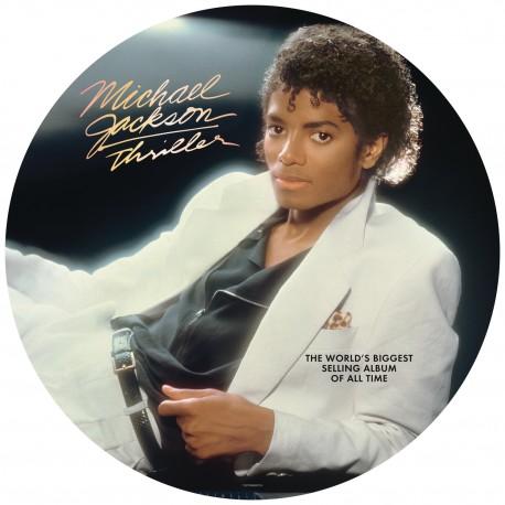 Michael Jackson – Thriller - LP Vinyl Album Picture Disc