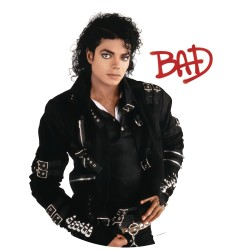 Michael Jackson ‎– Bad - LP Vinyl Album Picture Disc