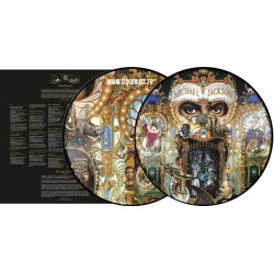 Michael Jackson ‎– Dangerous - Double LP Vinyl Album Picture Disc