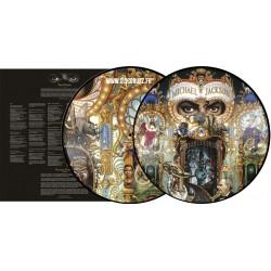 Michael Jackson – Dangerous - Double LP Vinyl Album Picture Disc