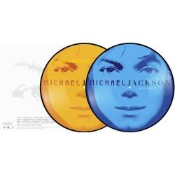Michael Jackson - Invincible - Double LP Vinyl Album Picture Disc Edition
