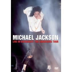 Michael Jackson – Live In Bucharest - The Dangerous Tour - DVD Concert