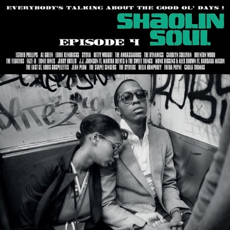 Saolin Soul - Episode 4 - Double LP Vinyl + CD - Compilation