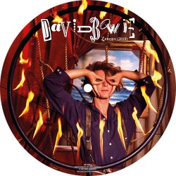 David Bowie - Zeroes - Beat Of Your Drum - Vinyl 7 inches 45 RPM Picture Disc