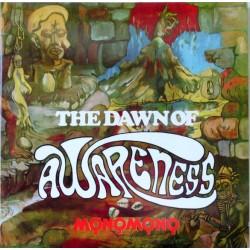 Monomono ‎– The Dawn Of Awareness - LP Vinyl Album + Maxi Vinyl 12 inches