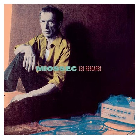 Miossec - Les Rescapés - LP Vinyl Album