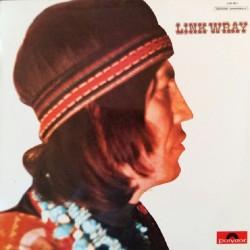 Link Wray – Link Wray - LP Vinyl Album 1971 France