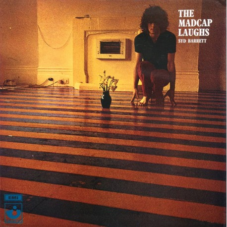Syd Barrett – The Madcap Laughs - LP Vinyl Album Gatefold 1973