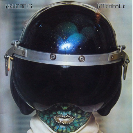 Heldon ‎– Heldon.6. Interface - LP Vinyl Album Gatefold France 1977