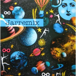 Jean-Michel Jarre ‎– Jarremix - LP Vinyl Album Promo Coloured Blue France