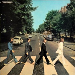 The Beatles ‎– Abbey Road - LP Vinyl Album Original 1969 France
