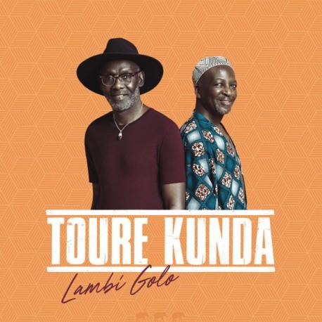 Touré Kunda – Lambi Golo - LP Vinyl Album + Free MP3