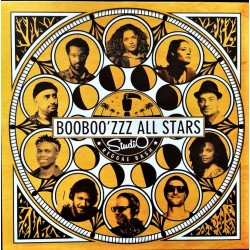 Booboo'zzz All Stars ‎– Studio Reggae Bash - LP Vinyl Album