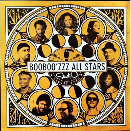 Booboo'zzz All Stars – Studio Reggae Bash - LP Vinyl Album