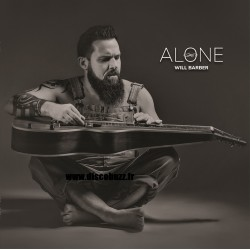 Will Barber - Alone - LP Vinyl Album Gatefold + Free Download Code Wav