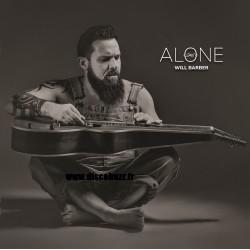 Will Barber - Alone - LP Vinyl Album Gatefold + Free Download Code Wav