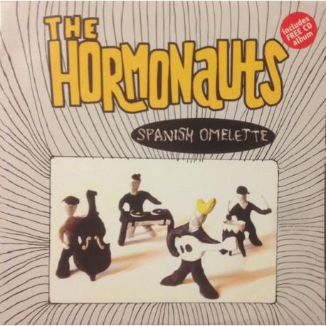 The Hormonauts – Spanish Omelette - LP Vinyl Album + Free CD