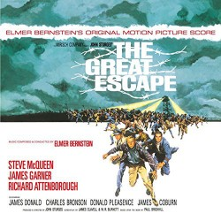 Elmer Bernstein ‎– The Great Escape - Double LP Vinyl Album
