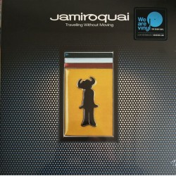 Jamiroquai ‎- Travelling Without Moving - Double LP Vinyl Album + Free MP3