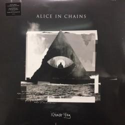 Alice In Chains – Rainier Fog - Double LP Vinyl Album + Free MP3