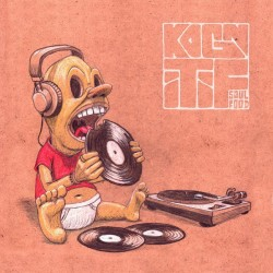 Kognitif ‎– Soul Food - Double LP Vinyl Album